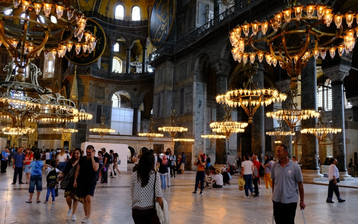2nd Day in Istanbul – SpiritualBallrooms