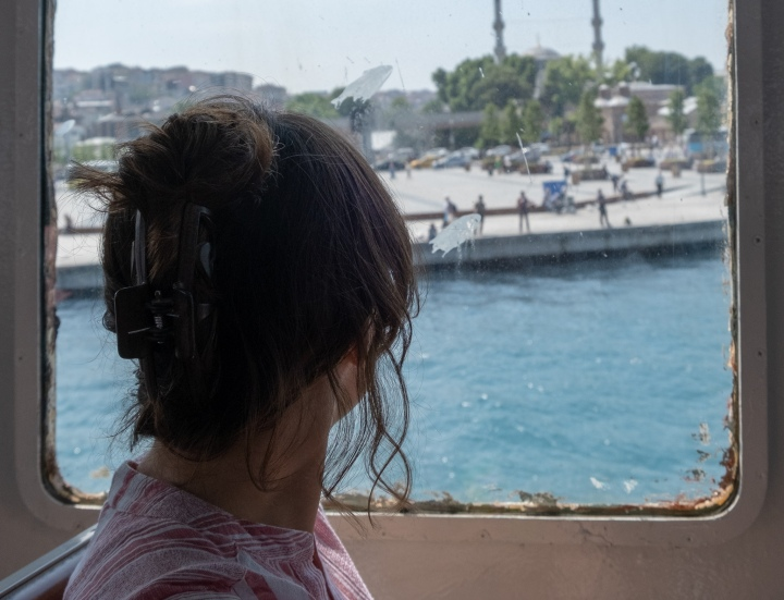 4th Day in Istanbul – Wandering through Sea andSky