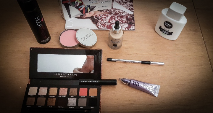 Makeup Log – 4th week: in which the goddamn virus cuts this project short.
