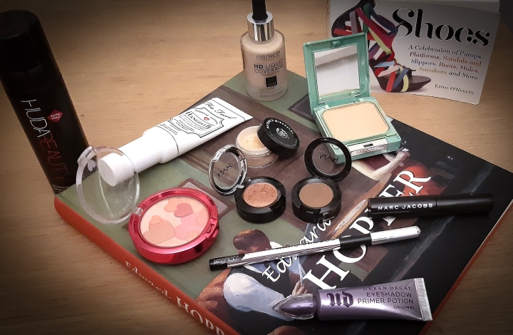 Makeup Log – 3rd week: in which I gotta get my lifetogether.