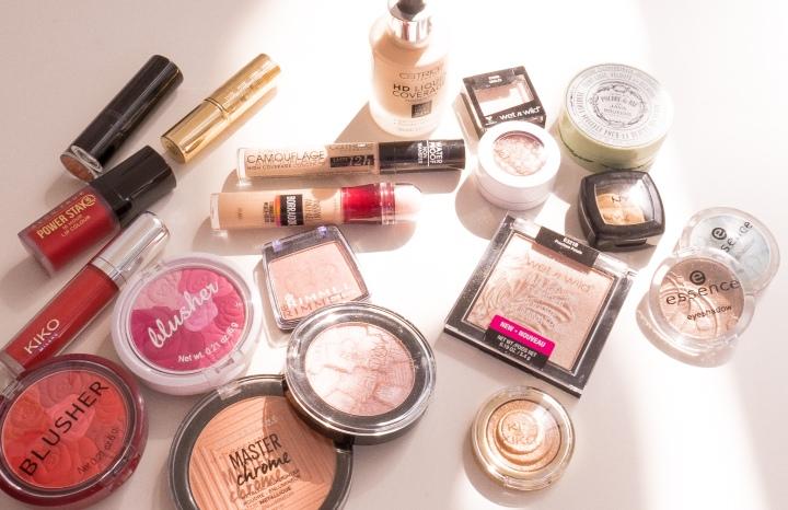 Makeup Tag Week 2020! Day 3 – Drugstore MakeupTag