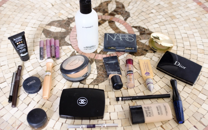 Makeup Empties – The Good, The Bad and The Tossed