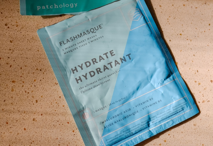 Patchology FlashMasque Hydrate 5 Minute Sheet Mask – review