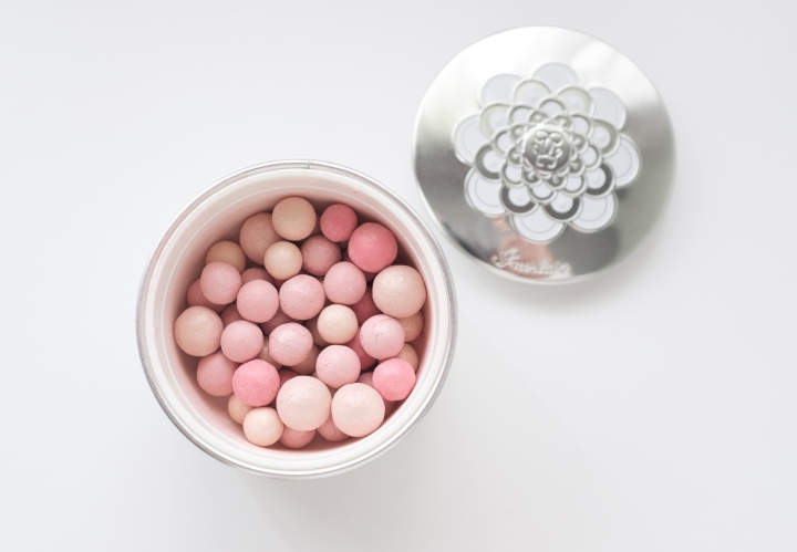 Review, Swatches | Guerlain Pink Pearl Météorites (Spring2021)