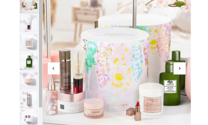 Look Fantastic Mother's Day 2021 Beauty Box (worth £216)