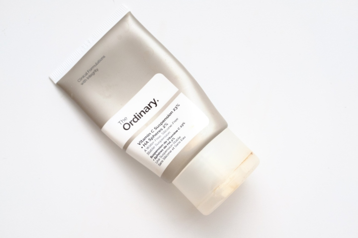 Review | The Ordinary Vitamin C Suspension 23% + HA Spheres 2% and How to Use It