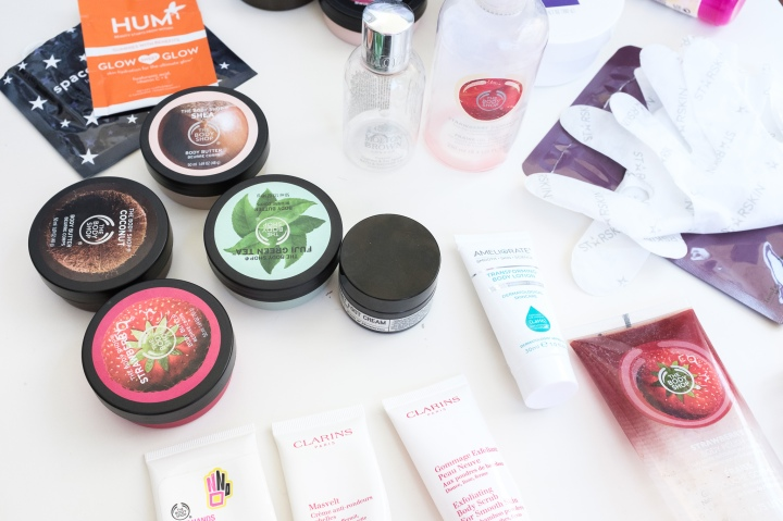 Beauty Empties – Hair, Bath and BodyProducts