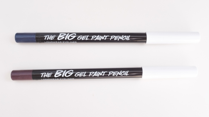 Review, Swatches | Avon The Big Gel Paint Pencil in Cobalt andPlumful