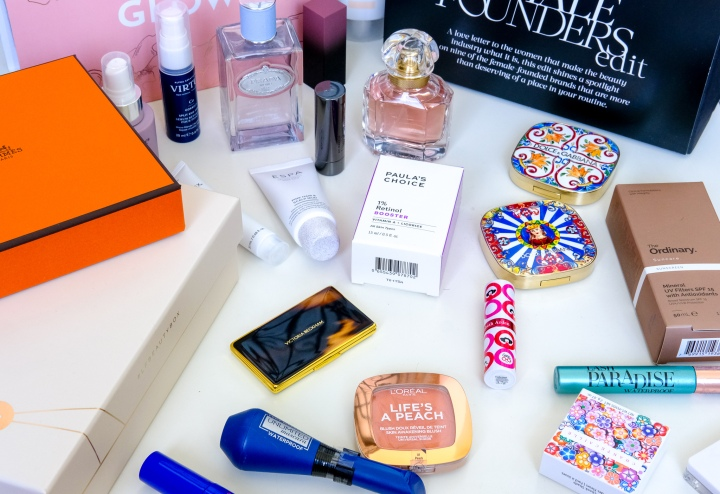 Shop & Tell: Massive Beauty Haul (Makeup, Skincare, Hair,Fragrance)