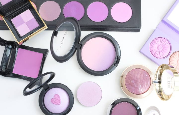 Top Favourite Lilac and Purple Blushes(2021)