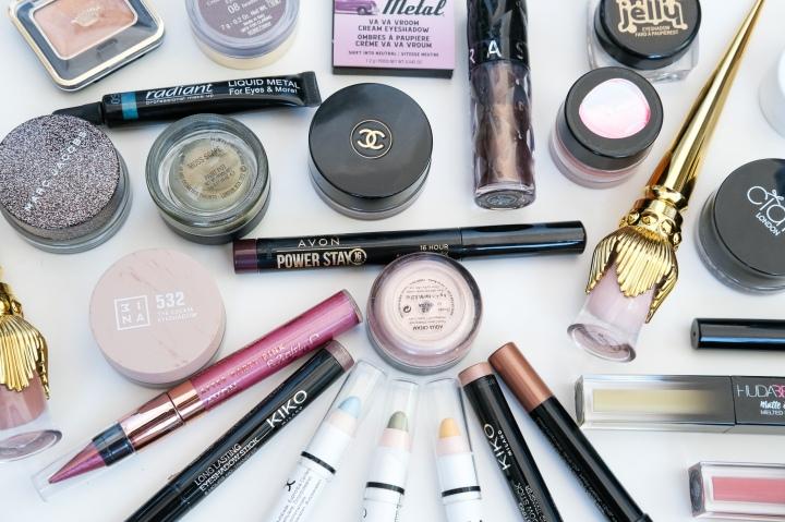 Top 7 | Favourite Cream and Liquid Eyeshadows(2021)